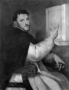 Ігнаціо Данті – італійський священник, математик, астроном і космограф