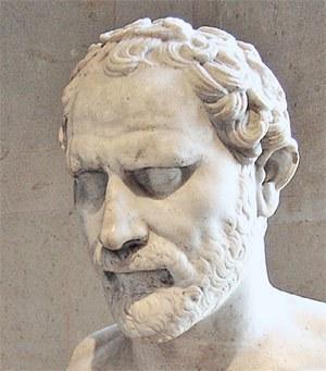 Демосфен. Перша промова проти Філіппа