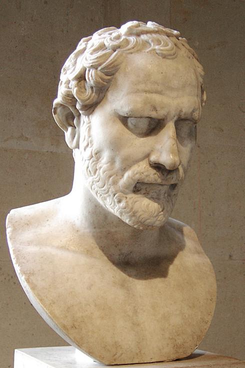 Демосфен. Друга промова проти Філіппа