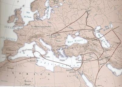 Абу Хамід аль-Гарнаті (1080-1170) - перший іспанець-андалузець, що відвідав руські землі