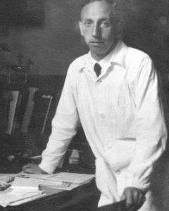 Пауль Грімм – директор Київського історичного музею під час німецької окупації