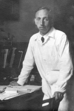 Пауль Грімм - директор Київського історичного музею під час німецької окупації