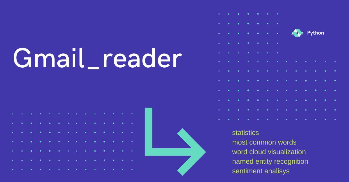 Python Gmail-reader